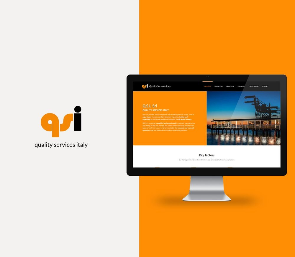 Sito web one page